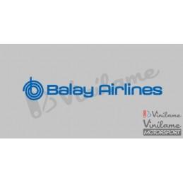 Pegatina Balay Airlines