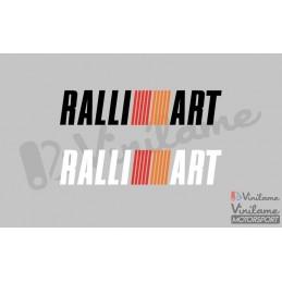 Pegatina Ralliart