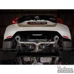 Escape catback Cobra Sport...