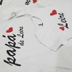 Camisetas personalizadas 😊  #vinilame #camisetaspersonalizadas #ropapersonalizada #diadelamadre #diadelpadre