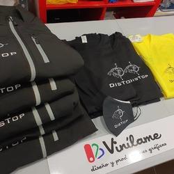 ¡Ropa lista y entregada! @distop.mallorca  #vinilame #ropapersonalizada #ropalaboral #mallorca