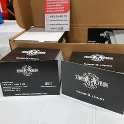 Tarjetas de visita listas para entregar 😊 Gracias @thirteenmotor 👌  #vinilame #thirteenmotor #tarjetasdevisita #tarjetaspersonalizadas #tarjetas